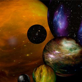New Physics Complications Lend Support to Multiverse Hypothesis: Scientific American
