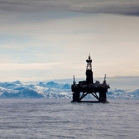 oil production, arctic,