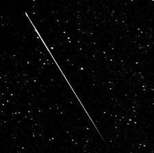 meteor - shooting star