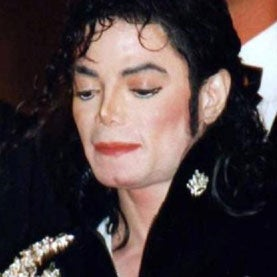 Michael Jackson at Cannes