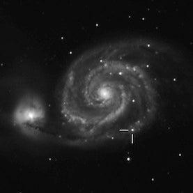 supernova 2011dh