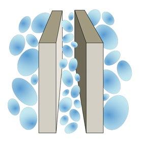 Un vacío puede producir destellos de luz