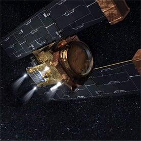 NASA,comet,space