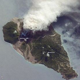 soufriere-2009-eruption