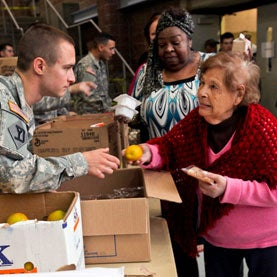 Hurricane Sandy assistance