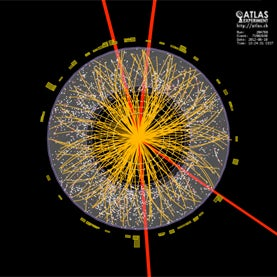 The Top 10 Science Stories of 2012, Higgs Boson, ATLAS, CERN