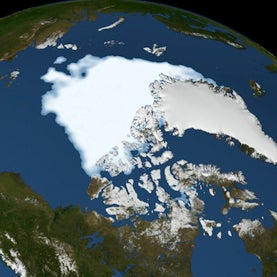 The Top 10 Science Stories of 2012, Arctic Sea Ice