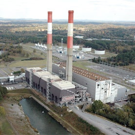 Gallatin Power Plant, Tennessee Valley Authority