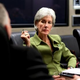 In 2011, days after the FDA approved Plan B, U.S. Health and Human Services Secretary Kathleen Sebelius vetoed the decision, barring over-the-counter sales of the pill to girls younger than 17