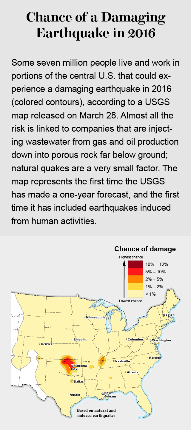 Drilling for earthquakes scientific american credit usgs robcynllc Choice Image