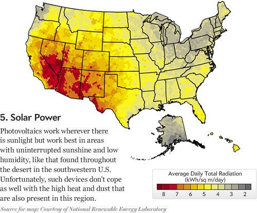 Fight Over Rooftop Solar Forecasts A Bright Future For Cleaner - Solar panel map us