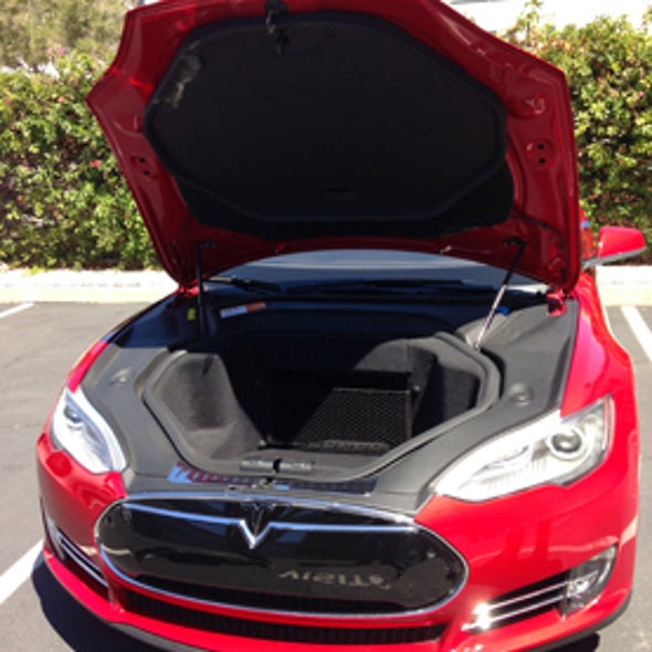 Is the Tesla Model S the Future of Electric Cars? [Slide Show]