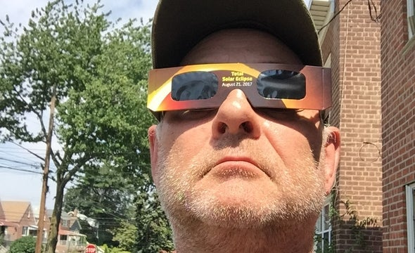 Recycle Your Eclipse Glasses