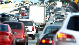 Transportation Now Rivals Power Generation as CO2 Source