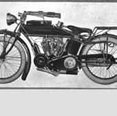 Electric Start Motorbike: