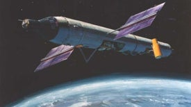 Declassified: U.S. Military's Secret Cold War Space Project Revealed