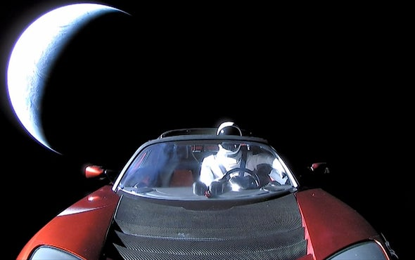 Road Trip!: Elon Musk's Tesla Won't Strike Earth Anytime Soon