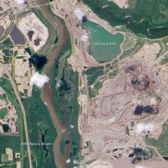 Can Canada Clean Alberta's Oil Sands?