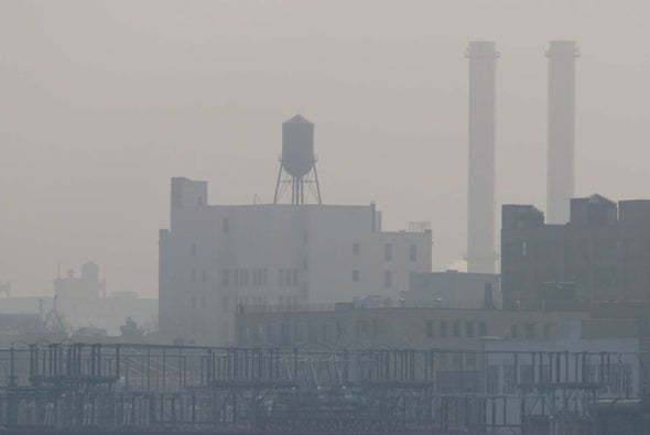 Minorities Breathe More Than Their Share of Polluted Air