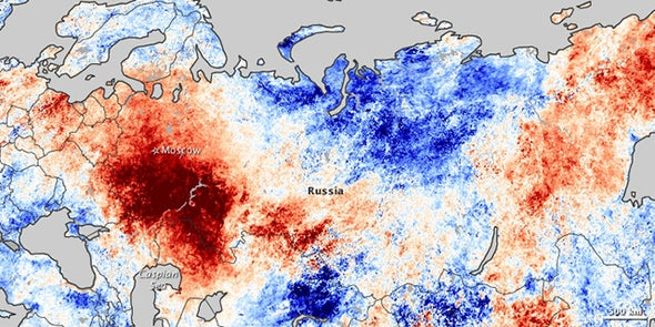 Extreme Temperatures Linked to Changing Air Patterns