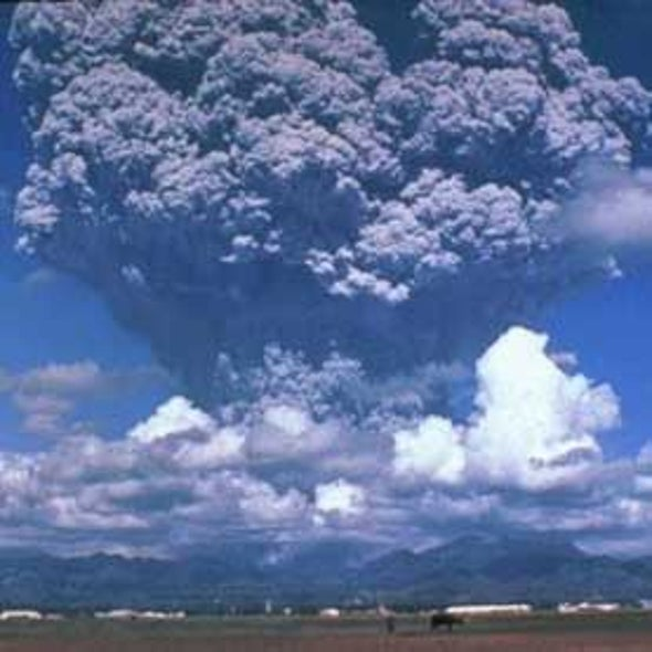 "U.K. Researchers to Test ""Artificial Volcano"" for Geoengineering the Climate"