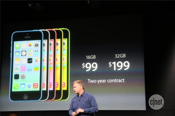 Apple Launches iPhone 5S and $99 iPhone 5C with Five Colors