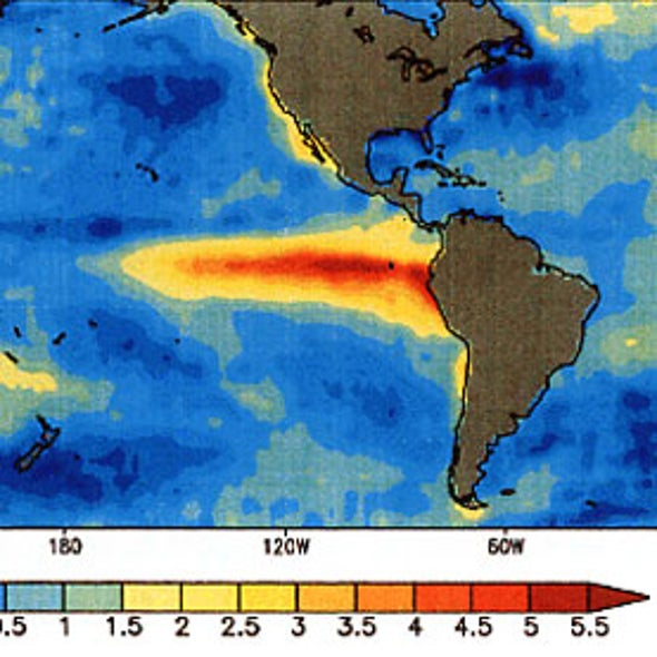 Study Strengthens Link between El Niño and Climate Change