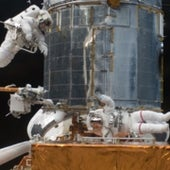 <b>Hubble Servicing Mission</b>