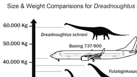 "New ""Dreadnought"" Dinosaur Most Complete Specimen of a Giant"