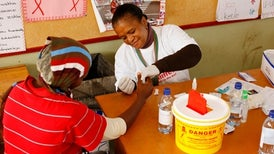 HIV Prevention Runs into Trouble in South Africa