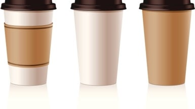 Coffee Cup Size Leads to Caffeine Confusion