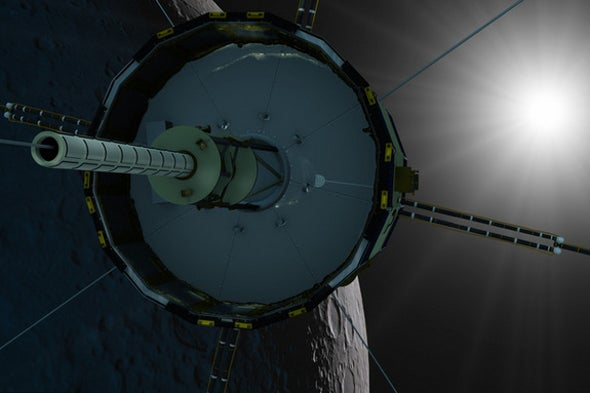 Vintage NASA Spacecraft May Be Out of Gas, Private Team Says