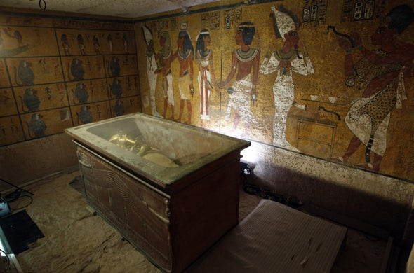 5 Unsolved Mysteries of King Tut's Tomb