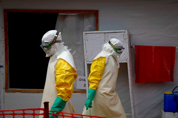 Ebola-Response Workers Killed in Attacks Force Withdrawal From Critical DRC Region