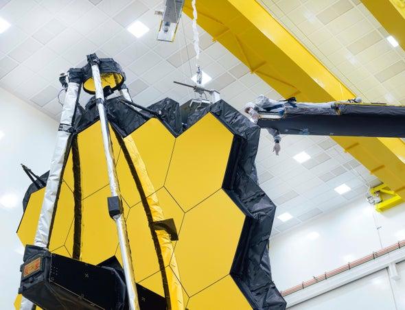 NASA's James Webb Space Telescope Is Delayed--Again