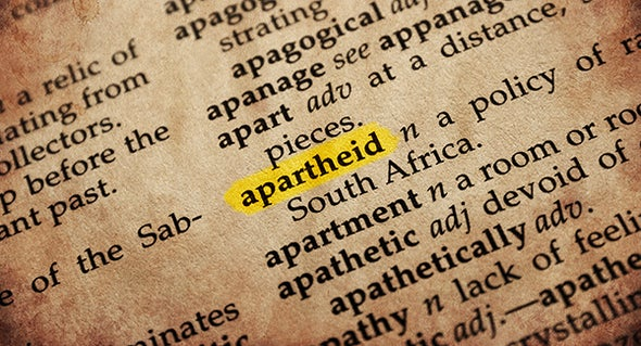 A Fossil Find Gets Entangled with South Africa's Apartheid Past