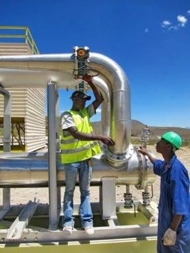 power plant in Kenya