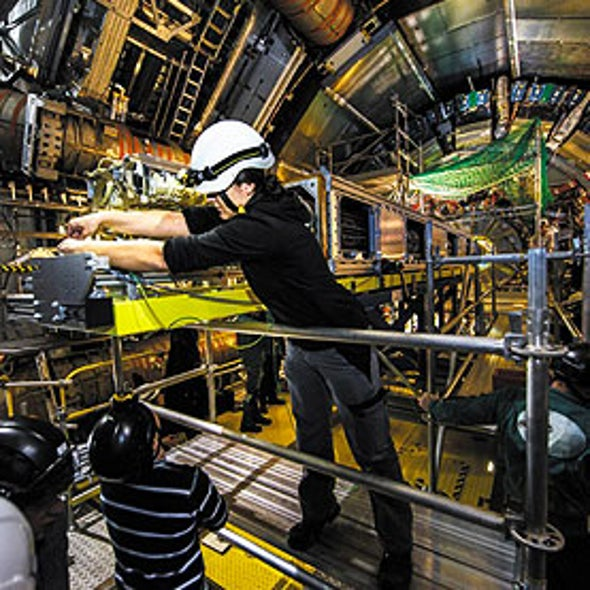 New Initiative Seeks to Make All Particle-Physics Papers Freely Available
