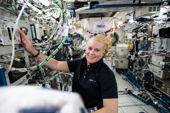 NASA Will Map Every Living Thing on the International Space Station