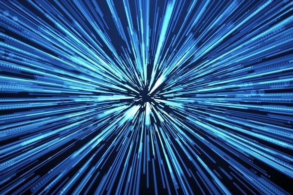 Star Trek's Warp Drive Leads to New Physics