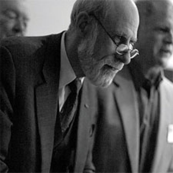 Vint Cerf: Connecting with an Internet Pioneer, 40 Years Later