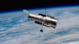 Hubble Space Telescope Struggled to Get Off the Ground
