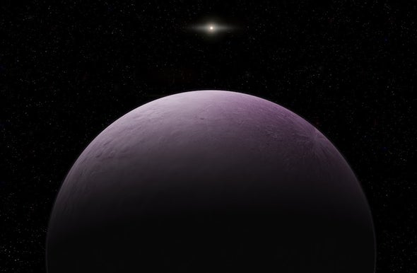 """Farout!"" Newfound Object Is the Farthest Solar System Body Ever Spotted"