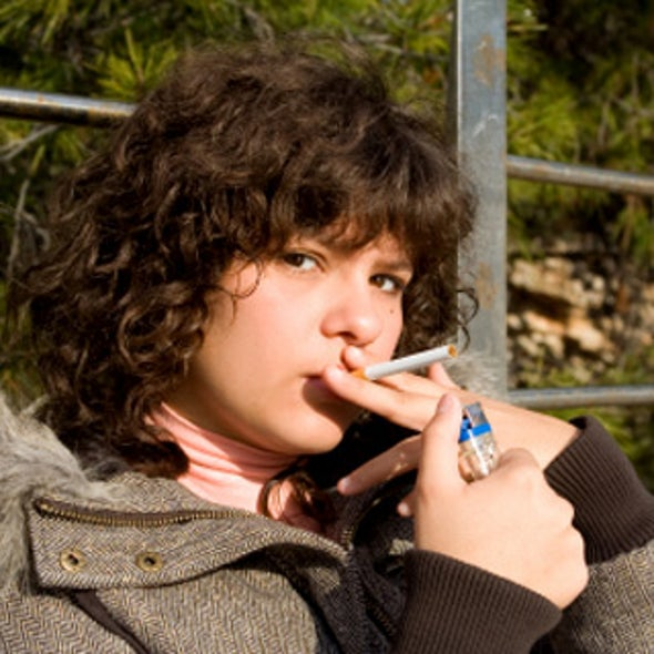 Are Cigarettes More of a Drag on Teens than Marijuana?