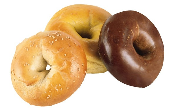 Physics Nobel Prize: Buns, Bagels and Pretzels Help Explain Exotic Matter
