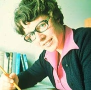 6.) Jocelyn Bell Burnell--frozen out of the 1974 Nobel Prize in Physics for the discovery of pulsars