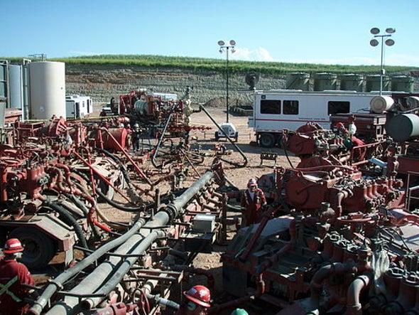 Fracking Fluid Survey Shows Missing Information