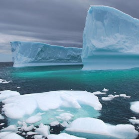 Icebergs Still Threaten Ships 100 Years After Titanic