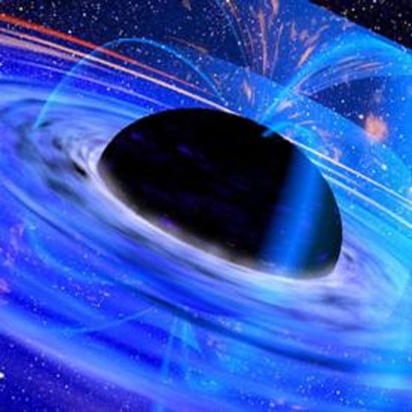 If Photons Have Zero Mass, How Can Black Holes Pull Them In? [Video]