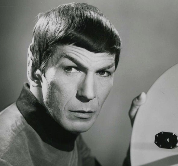 "The Sickness That Killed ""Spock"": Chronic Obstructive Pulmonary Disease"
